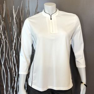 🏌🏿♀️Ladies Half-zip Golf Shirt